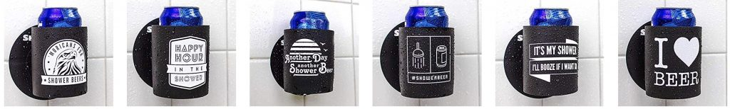 Shakoolie, Shower Beer Can Cooler