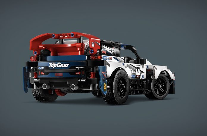 LEGO® TECHNIC TOP GEAR RALLY CAR