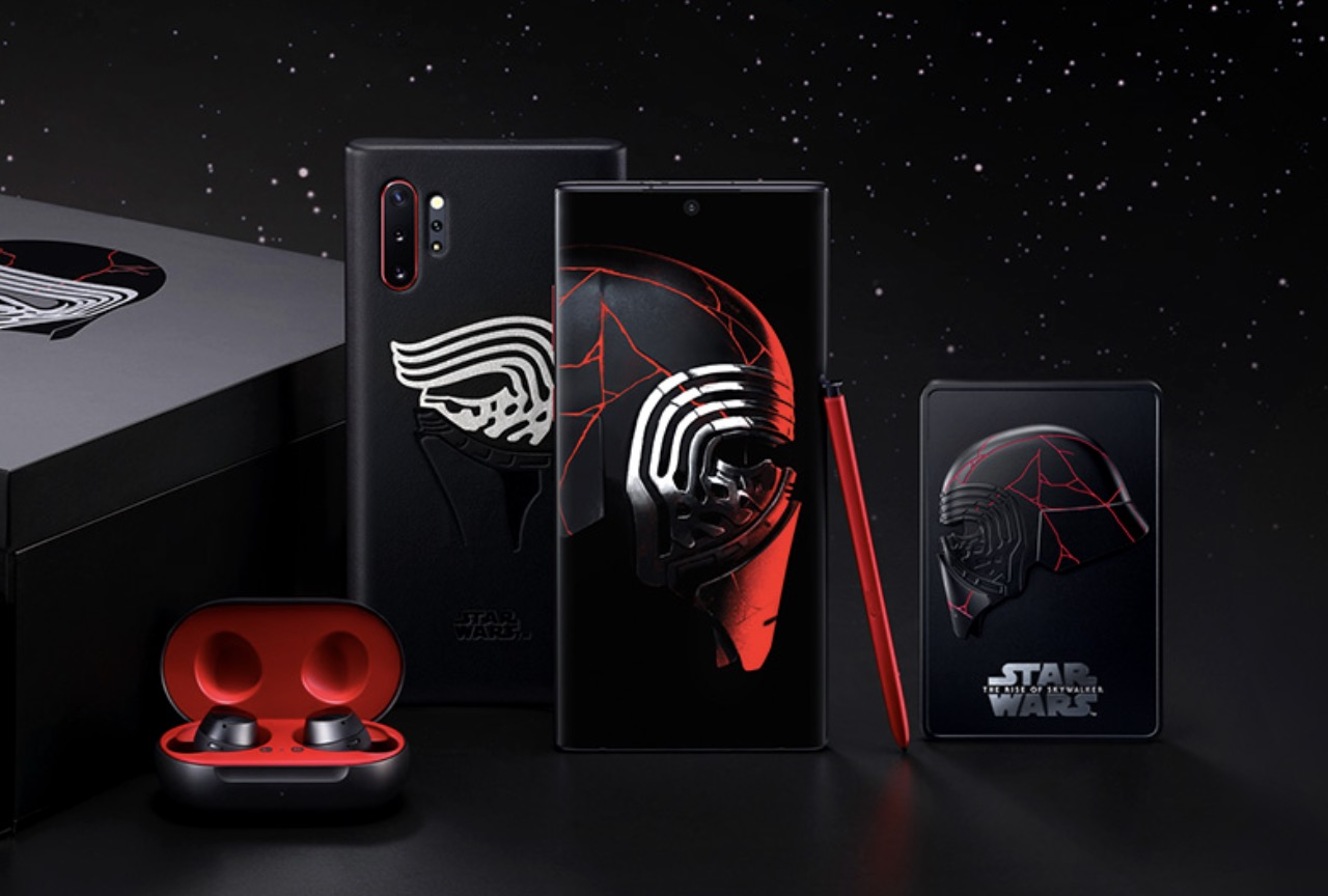 Star Wars Special Edition af Galaxy Note 10+