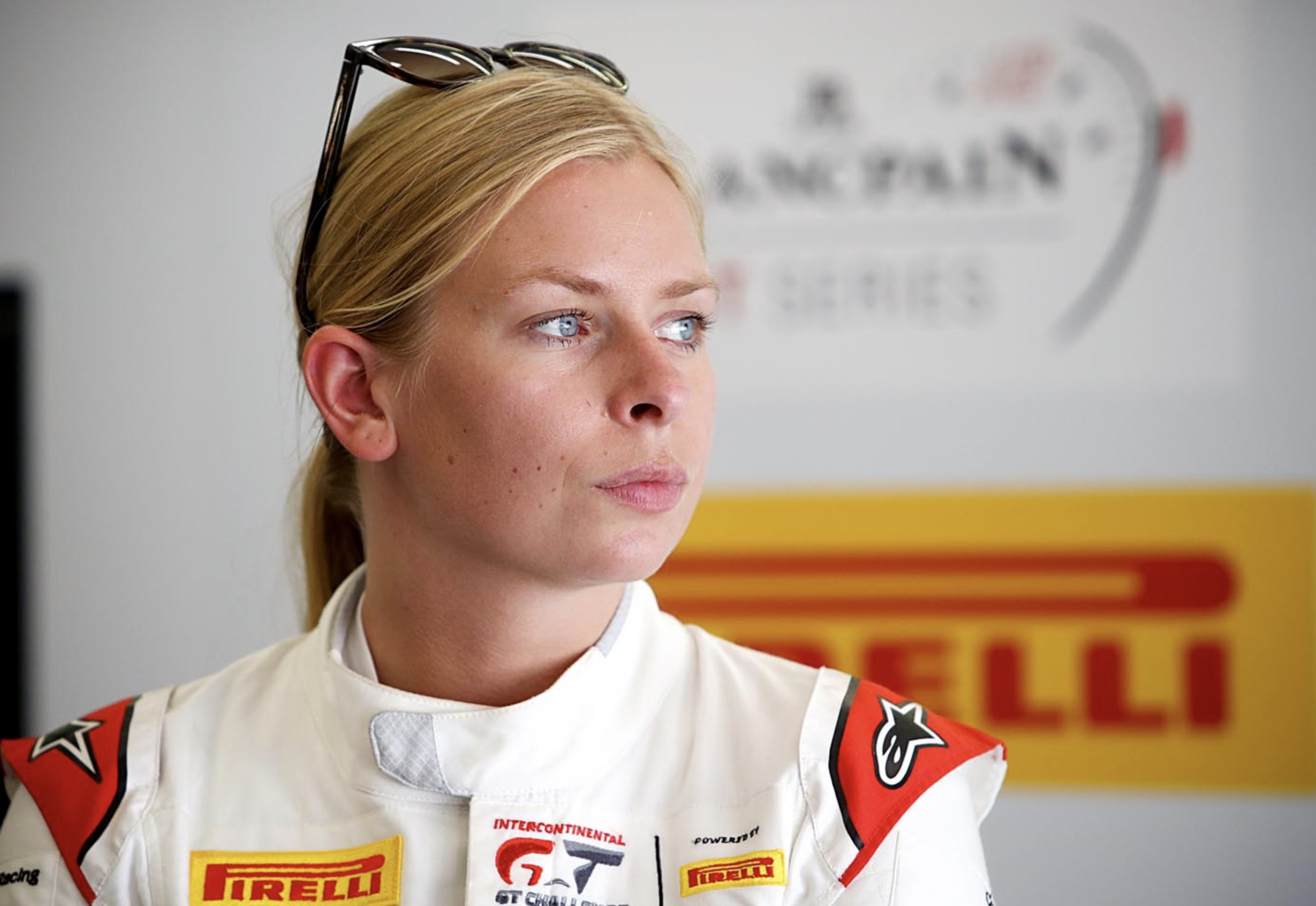 CHRISTINA NIELSEN RACING