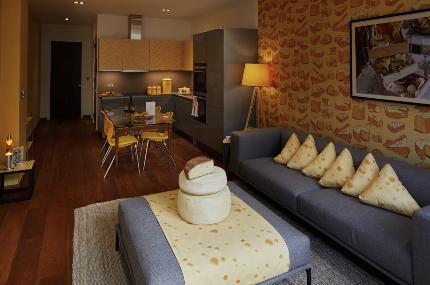 Cheese Suite London