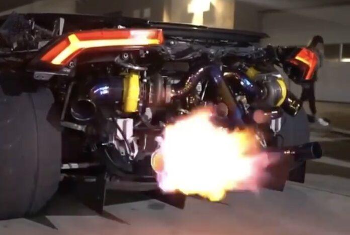 Twinturbo Lamborghini
