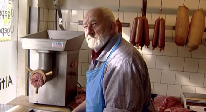 Den vrisne slagter fra Langeskov