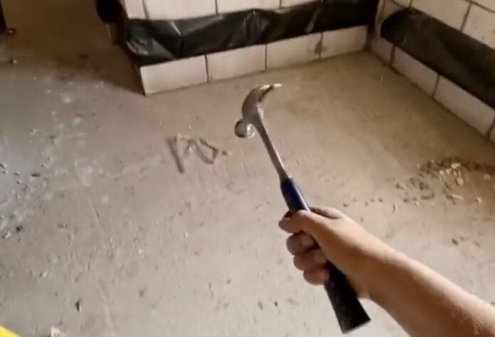 Trick med hammer