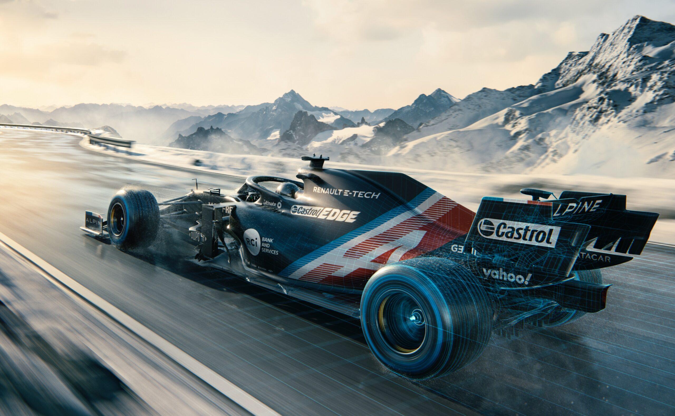 Renault Motorsport Alpine