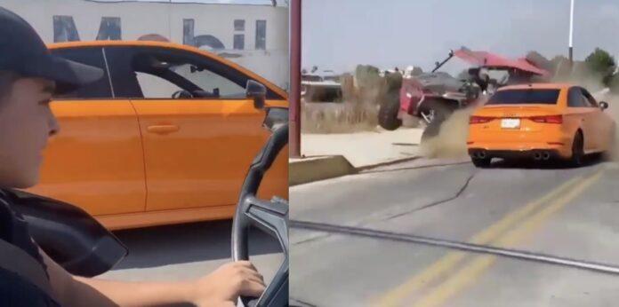 Audi streetrace