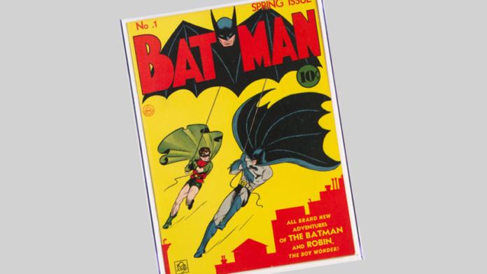 Verdens dyreste Batman