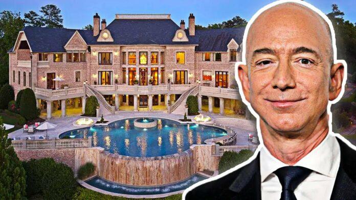 Verdens rigeste mennesker bolig