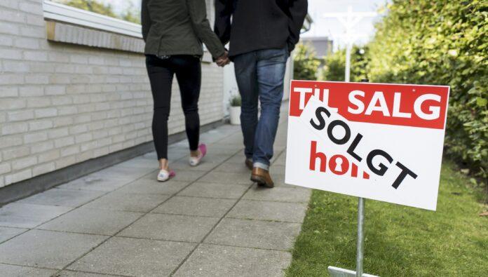 Få boliger til salg