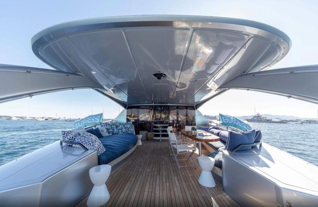 Adastra yacht til salg