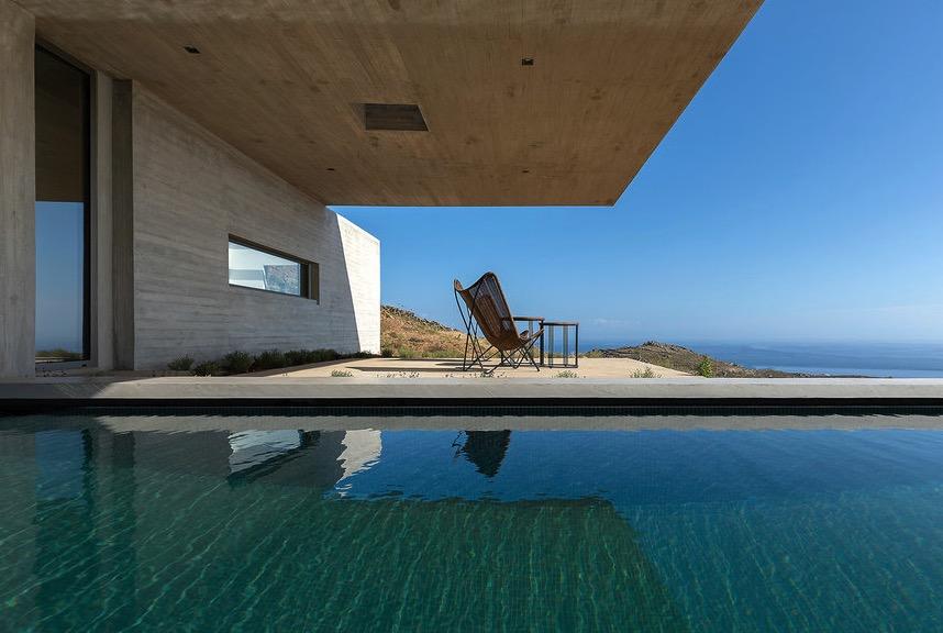 Lap Pool House