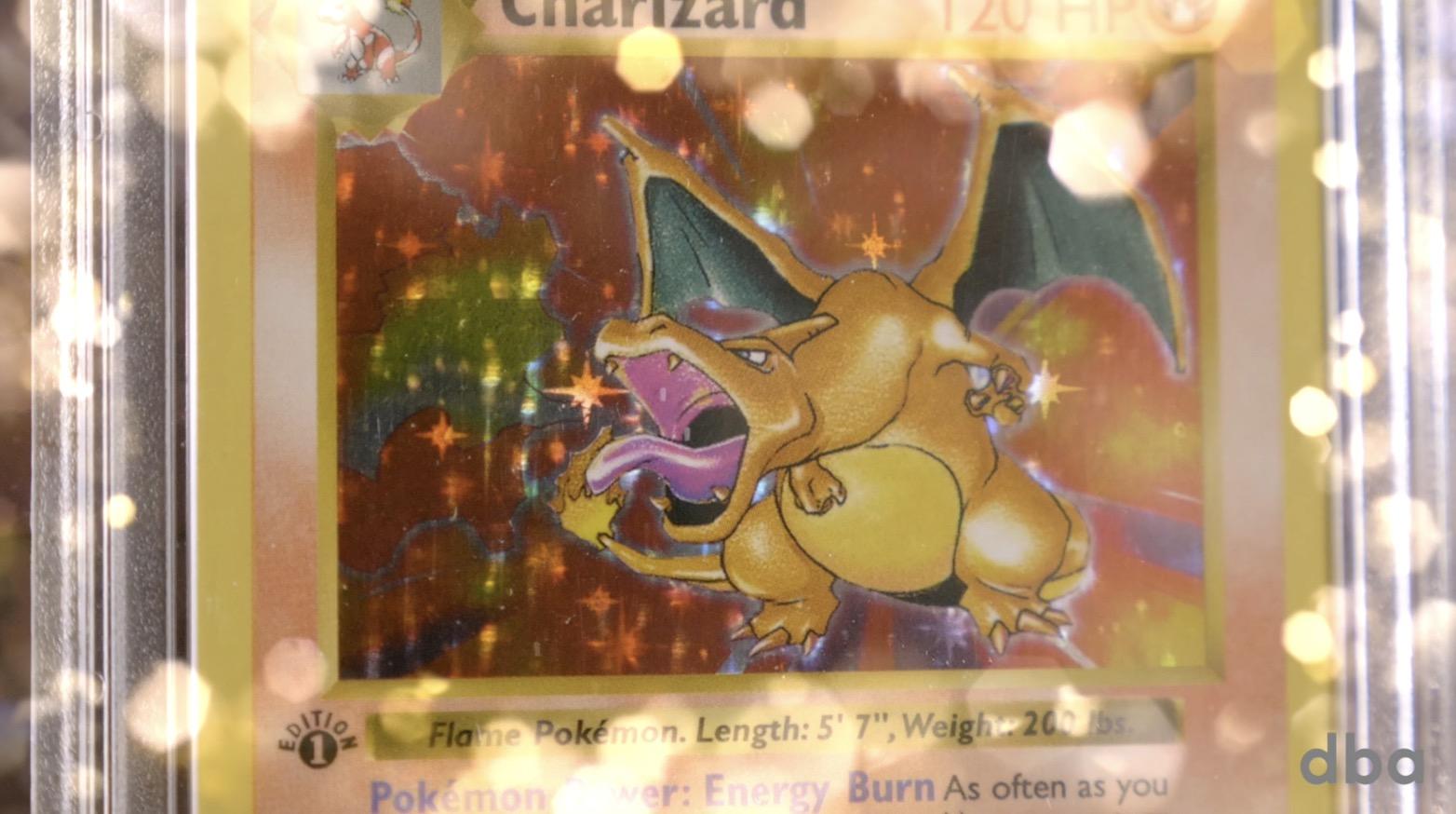 Dyreste Pokémonkort