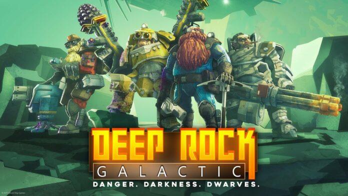 Deep Rock Galactic vinder priser