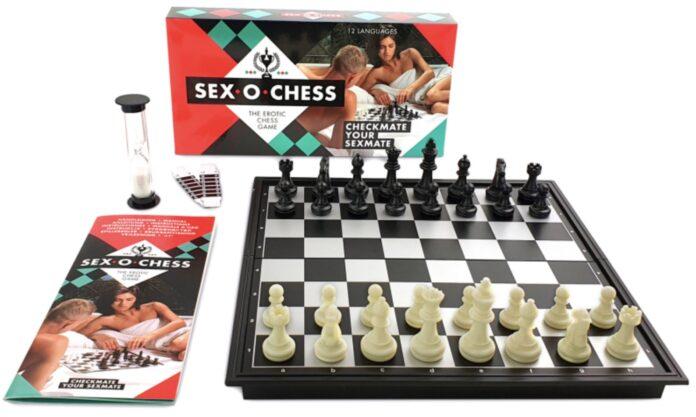 Sex-O-Chess Par Spil