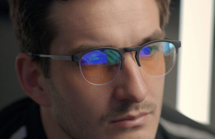 Blux Astralis gaming brille