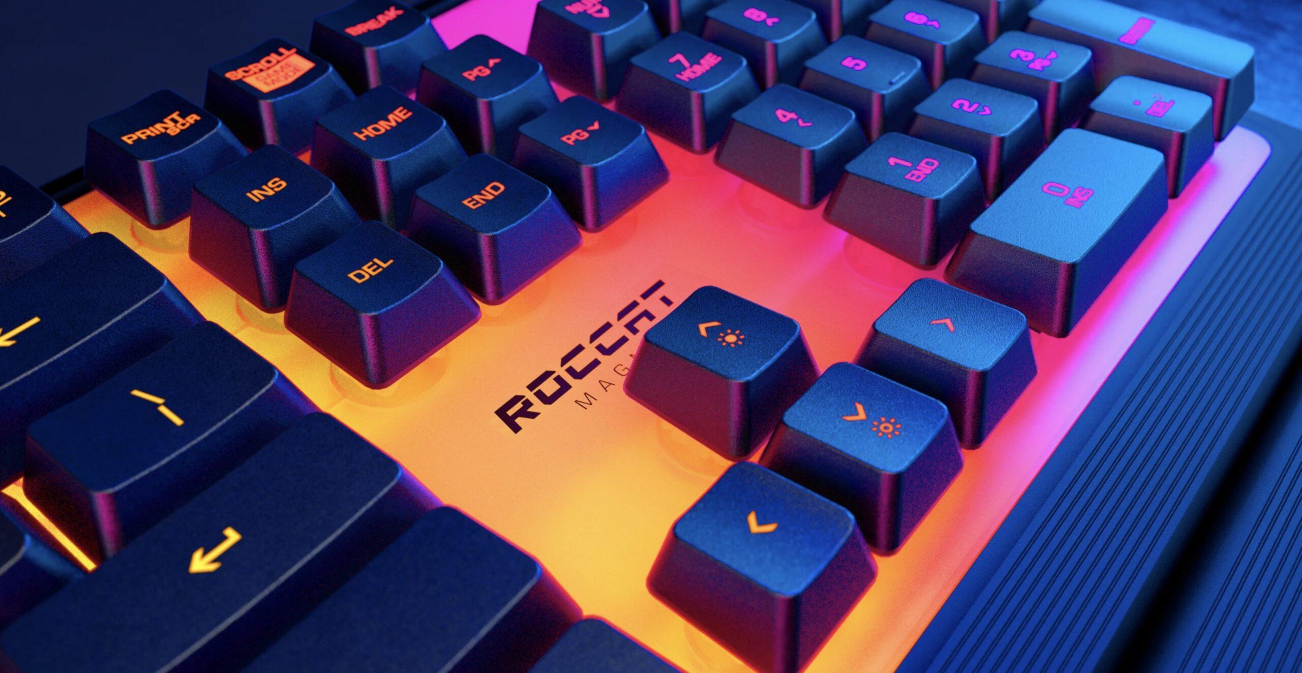 Roccat Magma keyboard