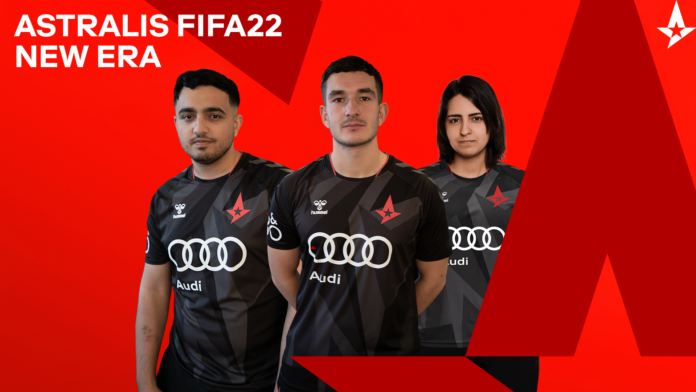 Astralis FIFA 22