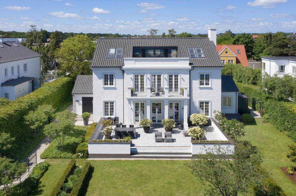 Landets dyreste hus koster 850 gange mere end det billigste
