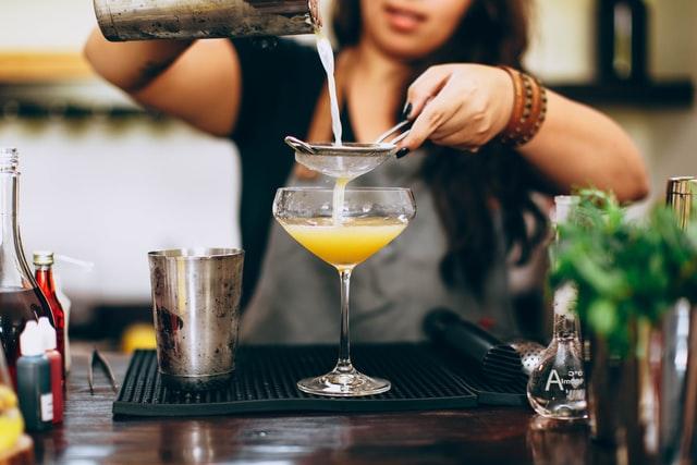 Lækker cocktail