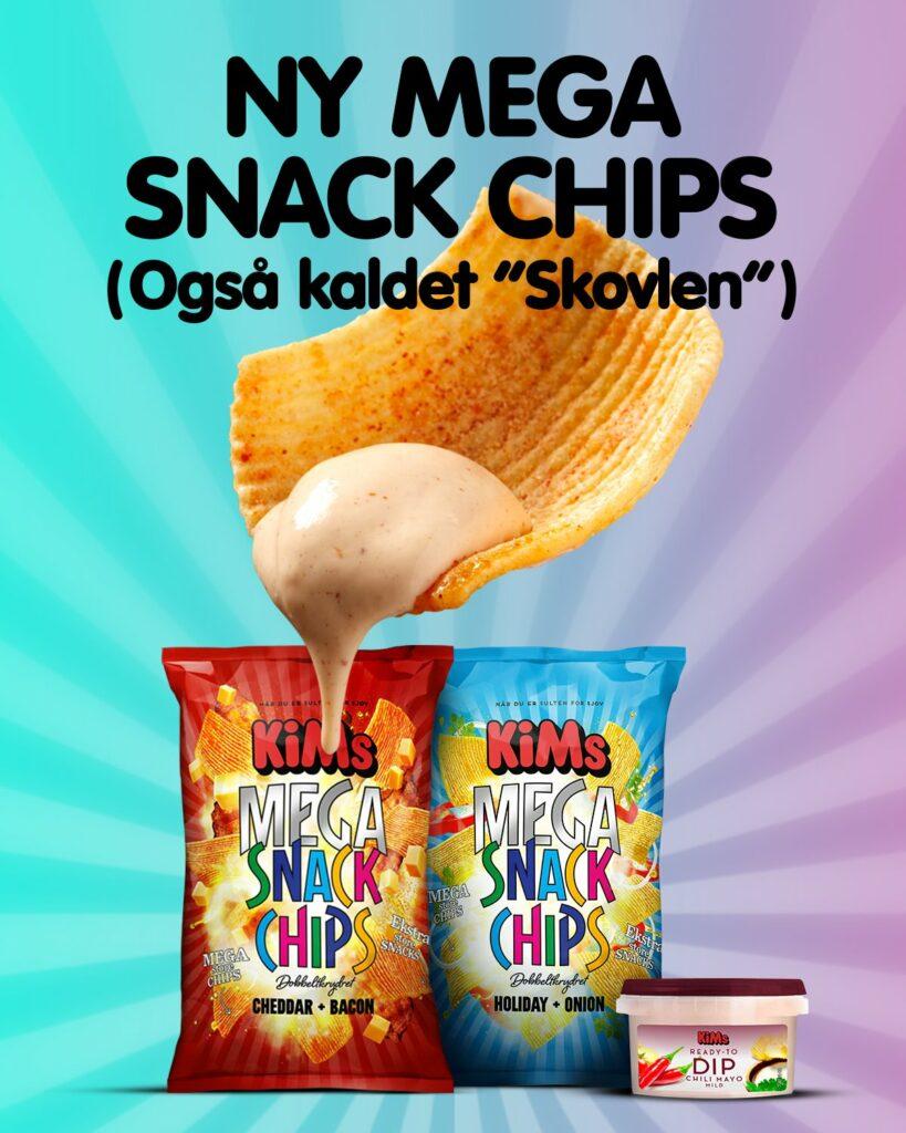Kim's Mega Snack Chips