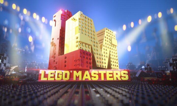Job i LEGO Masters