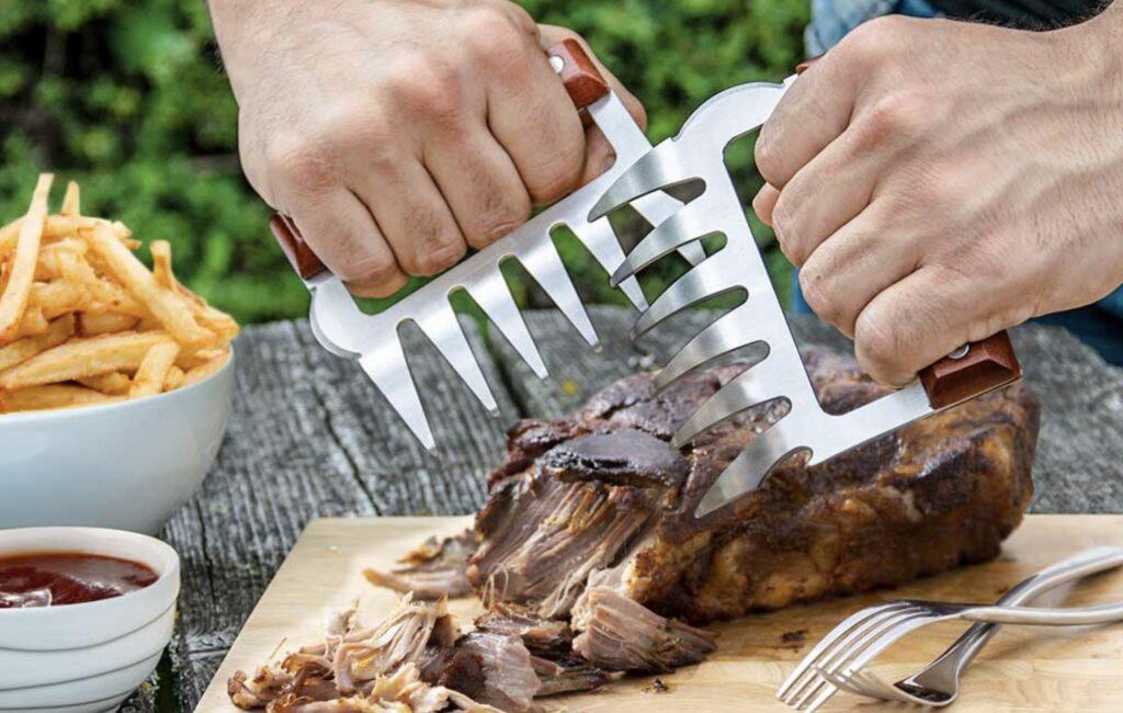 Kød-kløer til grillen