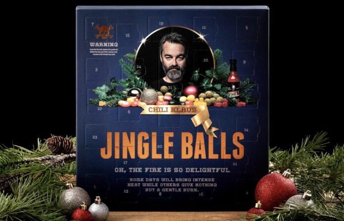 Jungle Balls julekalender fra Chili Klaus