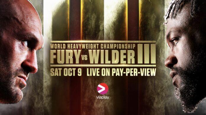 Tyson Fury møder Deontay Wilder