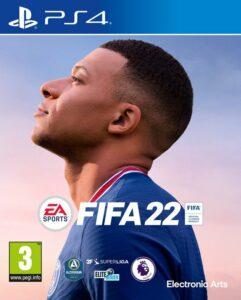 Forudbestil det nye FIFA 22